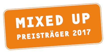 Button MIXED UP Preisträger 2017